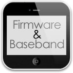 check iphone firmware baseband version