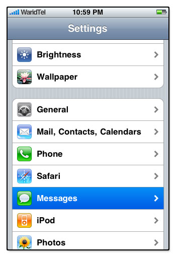 how to enable mms messaging on iphone 5 how to enable on iphone 2g os 3 0 iphoneheat 20826