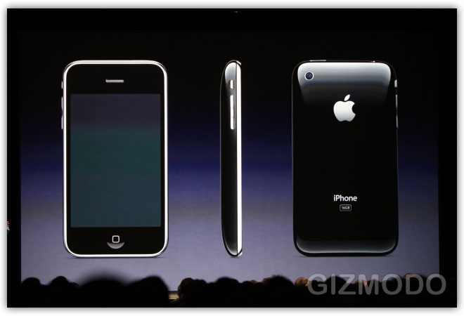 new iphone 3g s announced iphone 3g s release date. Black Bedroom Furniture Sets. Home Design Ideas
