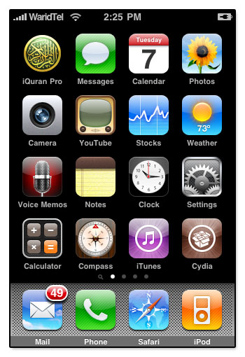 how to change push notifications on iphone