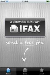 ifax-iphone-app