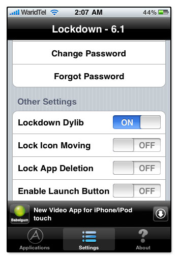 app lock for iphone lock iphone apps how to lock applications on iphone with 3289