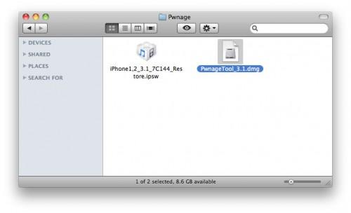 jailbreak iphone 3g os 3.1