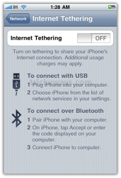 enable tetherin iphone os 312 (9)