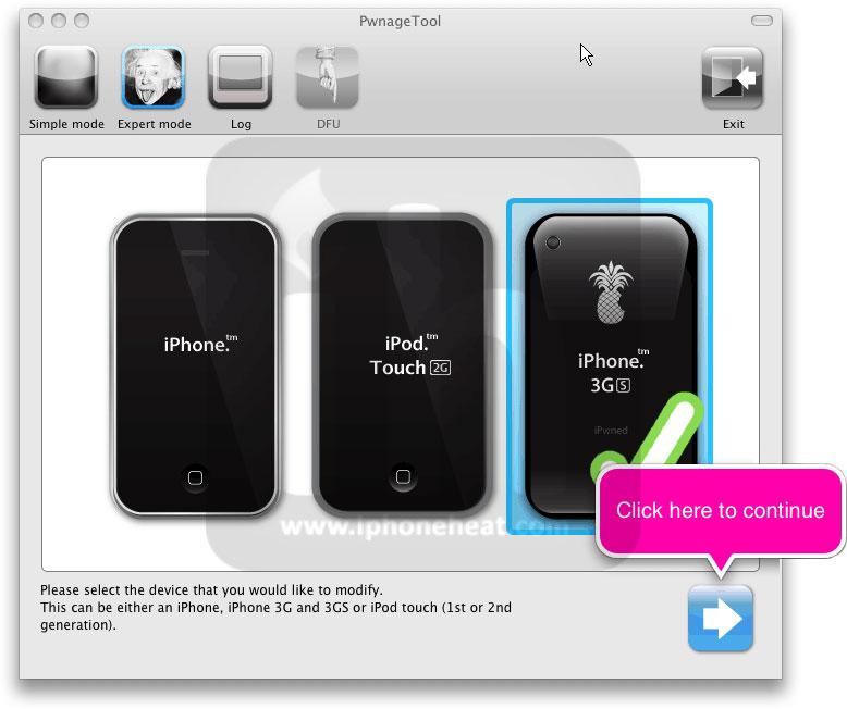 Download PwnageTool 4.3