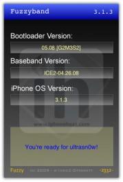 downgrade baseband 05.12.01 fuzzyband