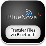 Transfer photos from iphone to laptop via bluetooth