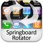 springboard rotator