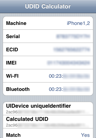 Check iPhone ECID, Check iPad ECID (Windows, Mac)