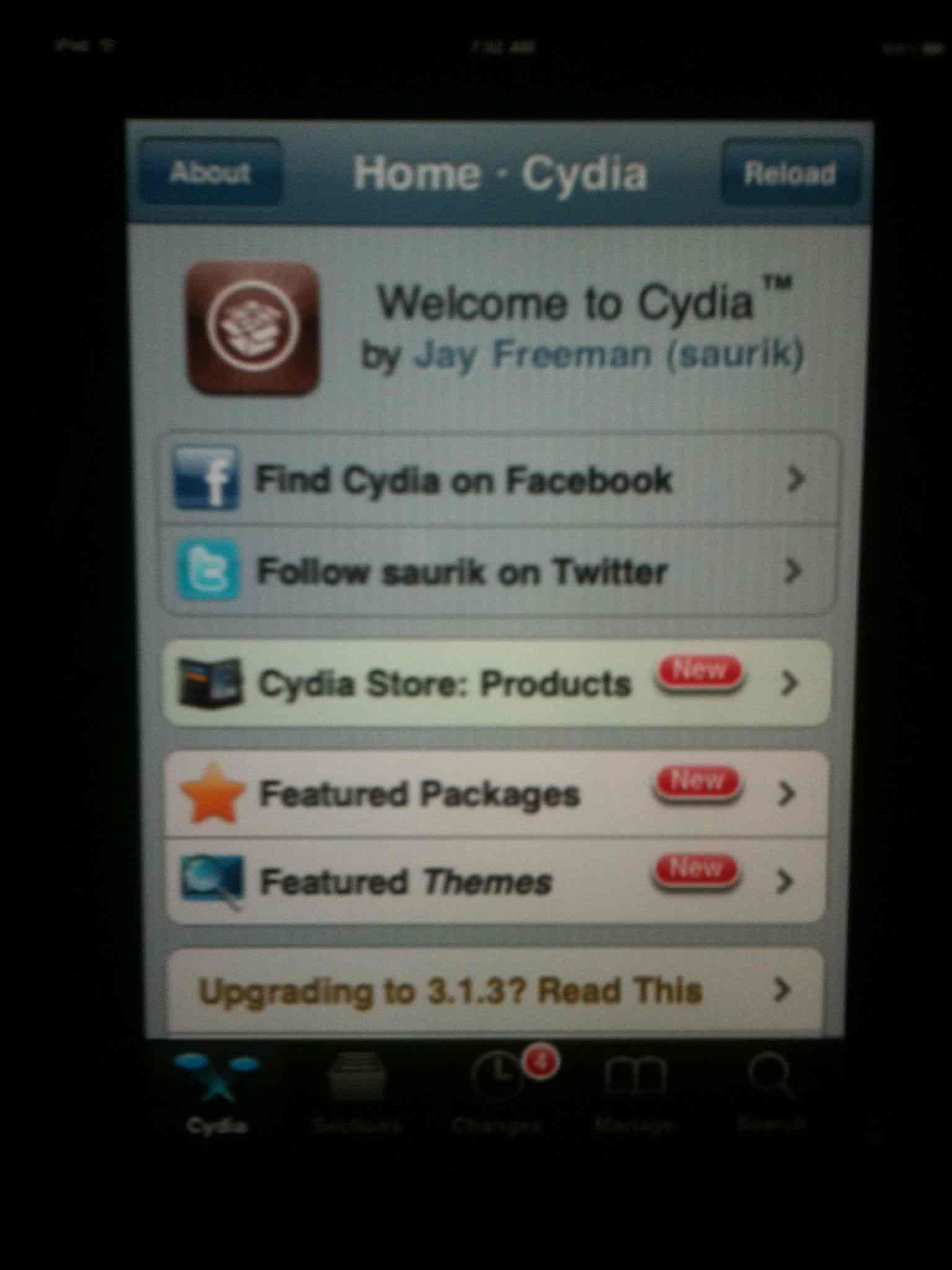 Jailbreak iPad 1/2/3/4 in 5 Minutes