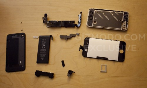 iphone 4g teardown 1