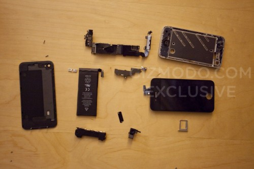 iphone 4g teardown 2