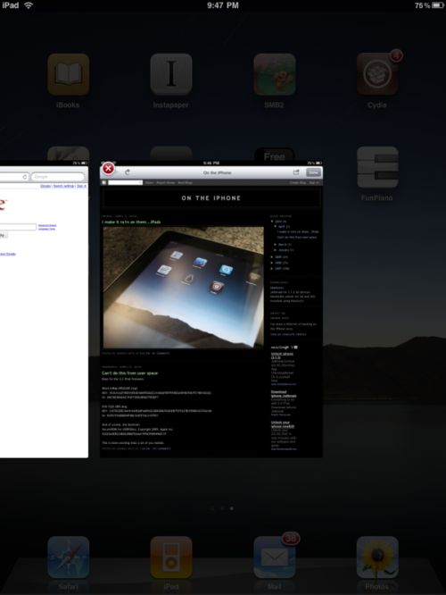 jailbreak ipad 3.2