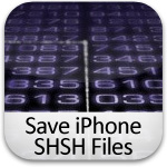 save iphone shsh files