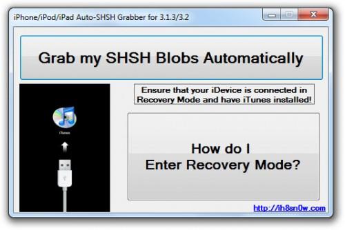 sutoshsh grab shsh iphone ipad