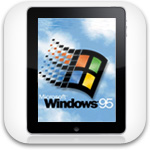windows 95 on ipad