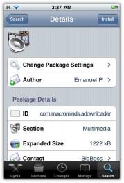 adownloader app