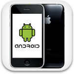 android iphone 3g