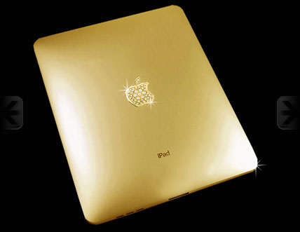 ipad gold edition