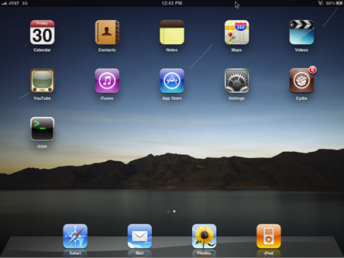jailbreak ipad 3g spirit