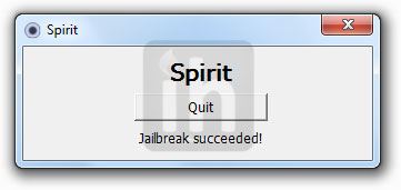 jailbreak ipad spirit