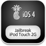 Jailbreak iPod Touch 2G iOS 4