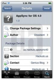 appsync 4 ios 4
