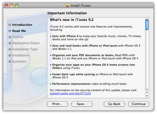 Download iTunes 9 2 Beta (Mac)