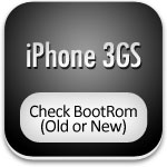 iphone 3gs bootrom