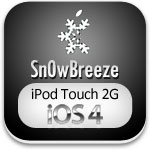 sn0wbreeze ios 4 ipod touch 2g