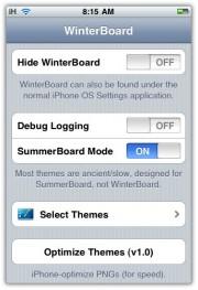 winterboard ios 4.0