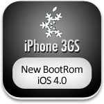 Jailbreak iPhone 3GS new bootrom