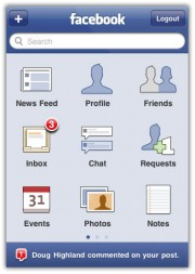 facebook 3.1.4 iphone