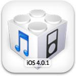 iOS 4.0.1 firmware