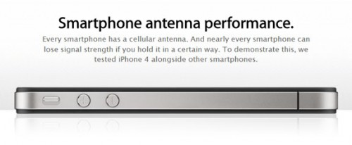 iphone 4 antenna