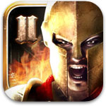 hero of Sparta II iPhone