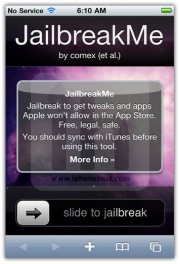 jailbreak iphone 4 jailbreakme