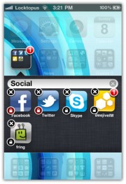 locktopus password protect iphone apps