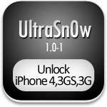 ultraSn0w 1.0-1 unlock iPhone 4, 3GS, 3G