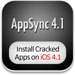 appsync 4.1 for iOS 4.1
