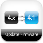 update iphone 4 to iOS 4.1