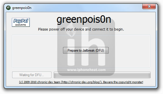 How to Jailbreak iPod Touch 4G / 3G iOS 4 1 with Greenpois0n