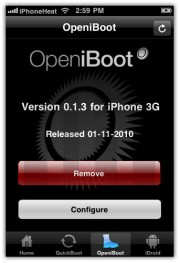 install android 2.2.1 froyo on iPhone