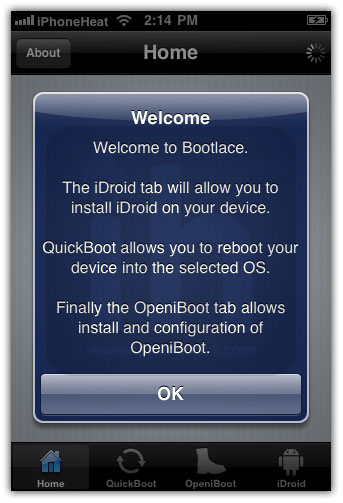 How to Install Android 2 2 1 Froyo on iPhone 3G / 2G with