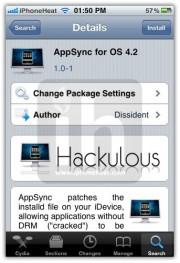 appsync 4.2 ios 4.2