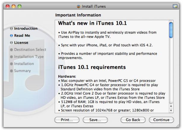 Download iTunes 10 1 for Windows & Mac - iPhoneHeat