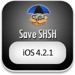 save shsh blobs ios 4.2.1