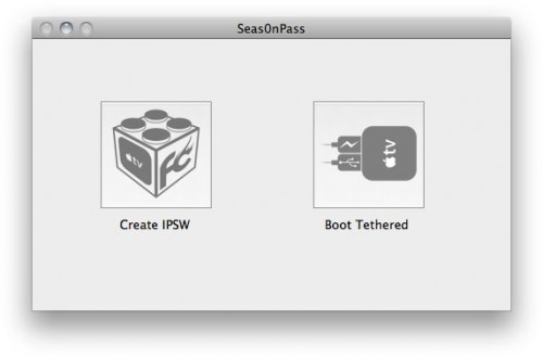 seas0npass Apple TV 2G Jailbreak