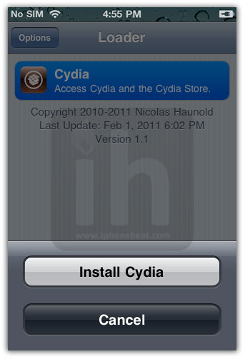 Appsync 4. 2 for ios 4. 2. 1 to install cracked apps.