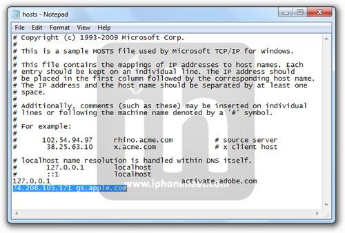 How to Fix iTunes Error 3194 iOS 4.2.1.